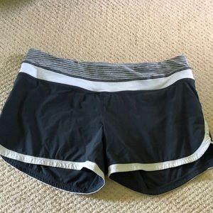 Lululemon shorts grey